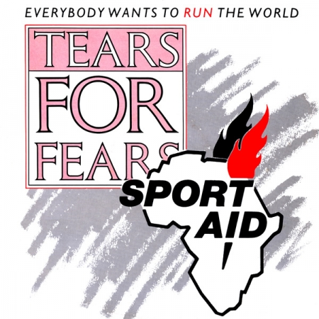 Tears For Fears – Everybody Wants To Run The World