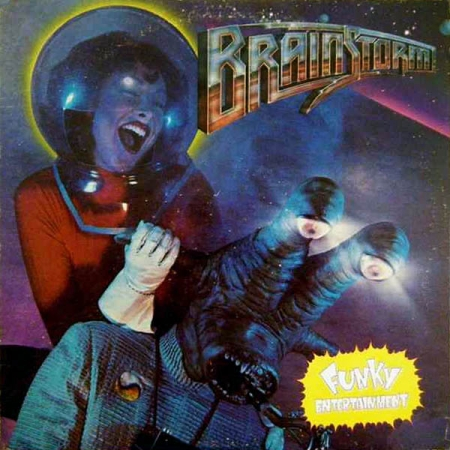 BrainStorm - Funky Entertainment