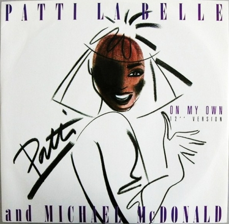 Patti LaBelle & Michael McDonald ‎– On My Own