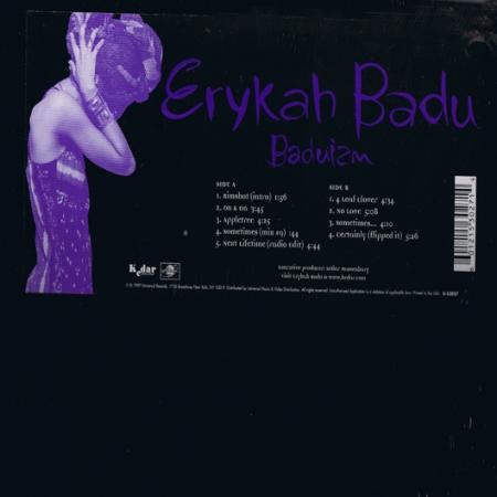 Erykah Badu – Baduizm