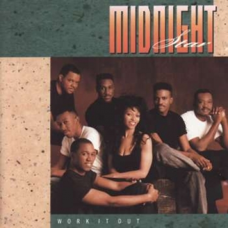 Midnight Star ‎– Work It Out Lacrado