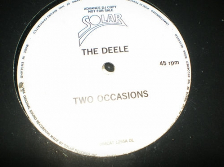 The Deele - Two Occasions