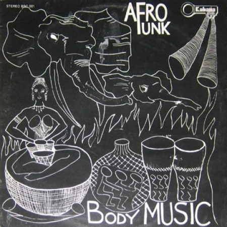 Afro Funk ‎– Body Music
