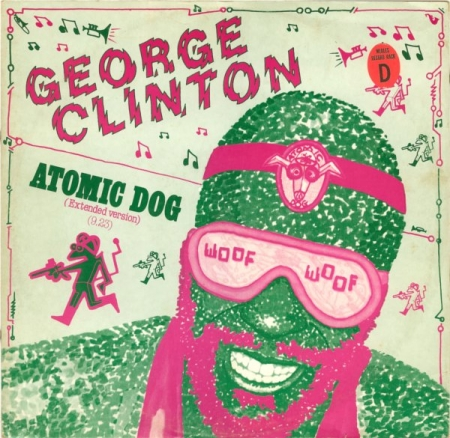George Clinton ‎– Atomic Dog