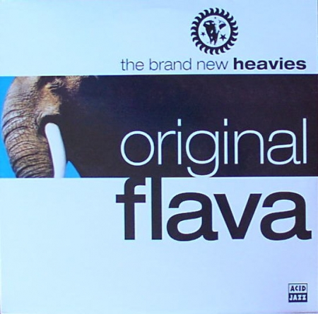 The Brand New Heavies ‎– Original Flava