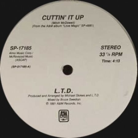 L.T.D. - Cuttin' It Up / April Love