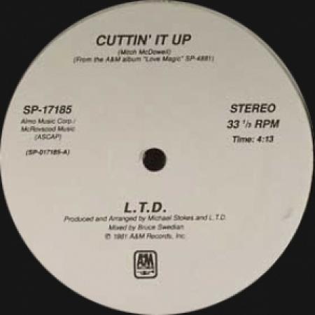 LTD - Cuttin' It Up / April Love