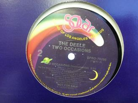The Deele – Two Occasions