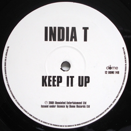 India T - Keep It Up