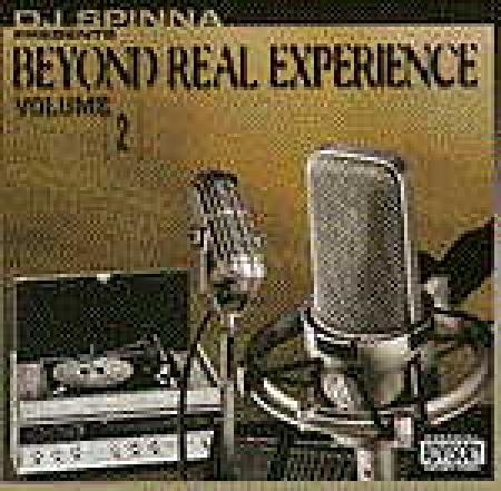 DJ Spinna Presents Beyond Real Experience Volume 2