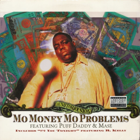 The Notorious B.I.G. Featuring Puff Daddy & Mase - Mo Money Mo Problems