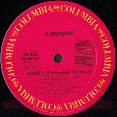Surface - Happy (Extended Version)