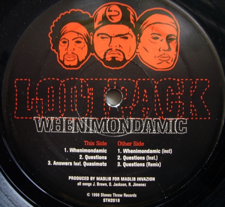 Lootpack – Whenimondamic