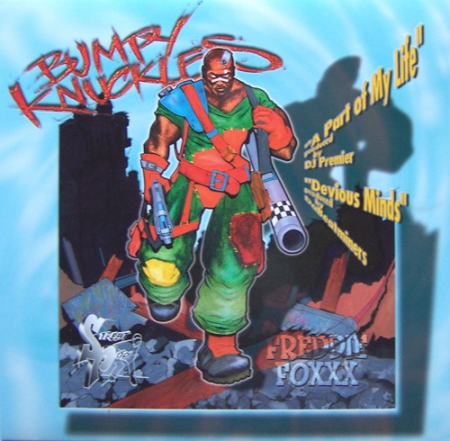 Bumpy Knuckles ?– A Part Of My Life / Devious Minds