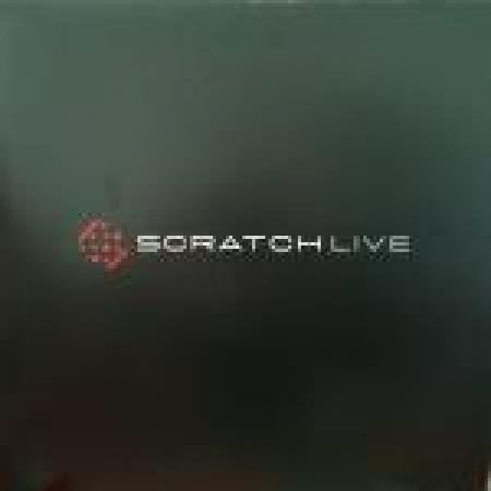 Timecode Serato Control Vinil Scratch LIVE Preto (Unidade)