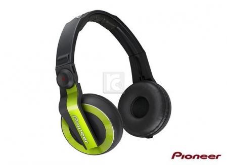 Fone Pioneer HDJ500 - Verde
