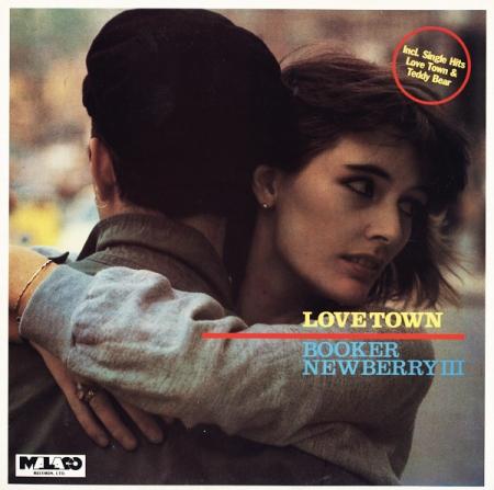 Booker Newberry III - Love Town