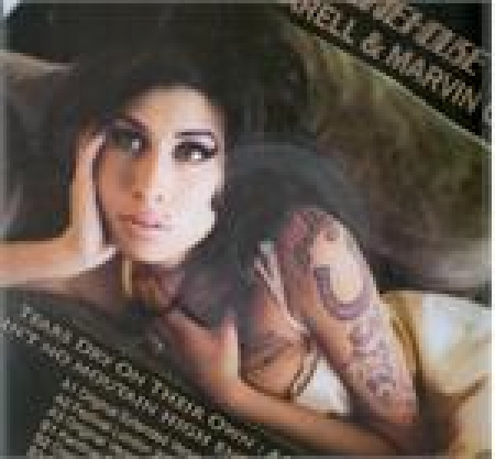 Amy Winehouse - Tears Dry On Their Own / Ain't No Mountain High Enough (VINYL PICTURE)