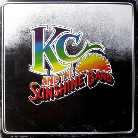 KC And The Sunshine Band* – KC And The Sunshine Band