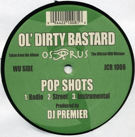 Ol' Dirty Bastard - Pop Shots
