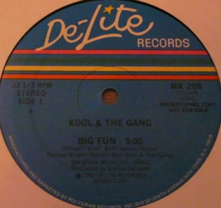 Kool & The Gang - Big Fun