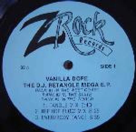 DJ Rectangle – Vanilla Dope (The D.J. Retangle Mega E.P.)