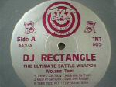 DJ Rectangle ‎– The Ultimate Battle Weapon (Volume Two)