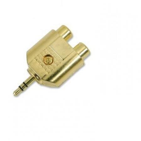 Plug P1 / RCA Gold