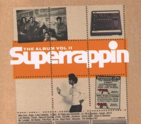Superrappin: The Album Vol II