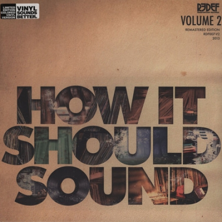 Damu The Fudgemunk - How It Should Sound Volume 2 (LACRADO)