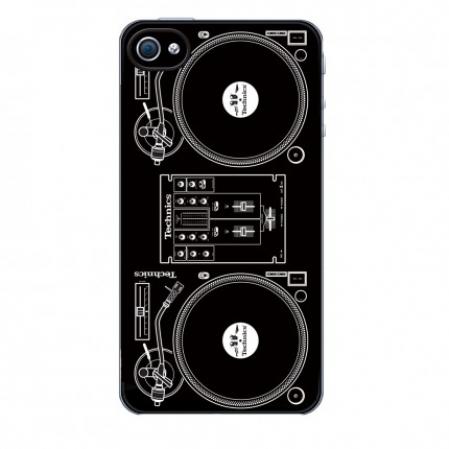 Capa de Iphone 4/4S Technics