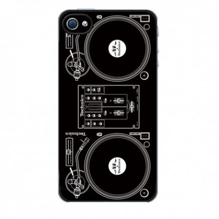 Capa Iphone 5 Technics