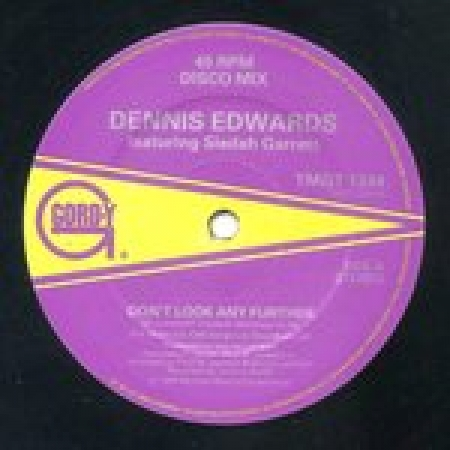 Dennis Edwards ‎– Don't Look Any Further