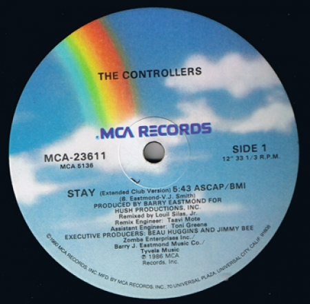 The - Controllers - Stay