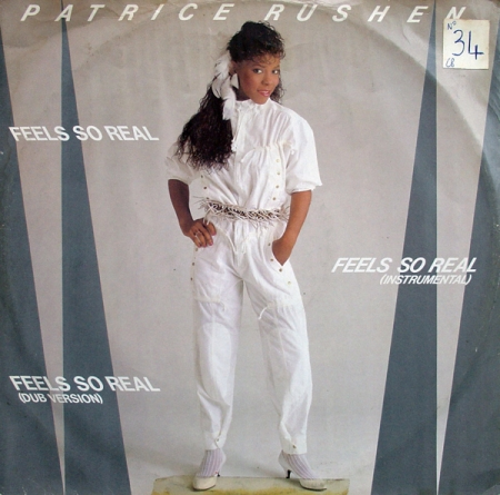 Patrice Rushen ?– Feels So Real (Won't Let Go)