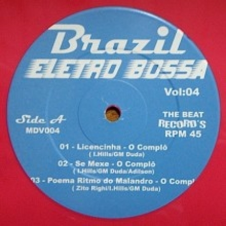 Brazil Eletro Bossa / Charm Beat