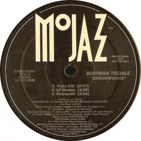 Wayman Tisdale – Circumstance