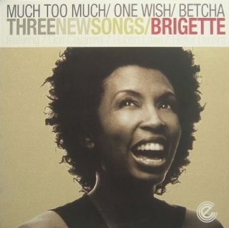 Brigette ‎– Three New Songs