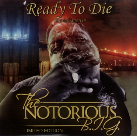 The Notorious B.I.G‎ - Ready To Die (The Remaster LP)