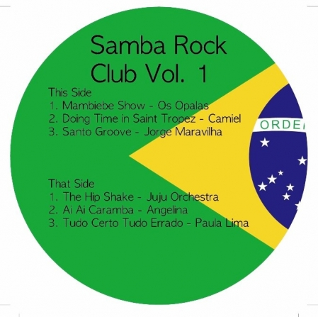 Samba Rock Club Vol 1