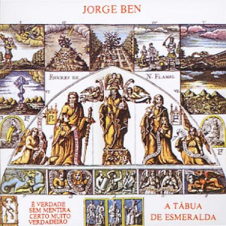 Jorge Ben - A Tábua De Esmeralda