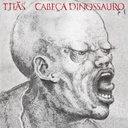 Titãs – Cabeça Dinossauro