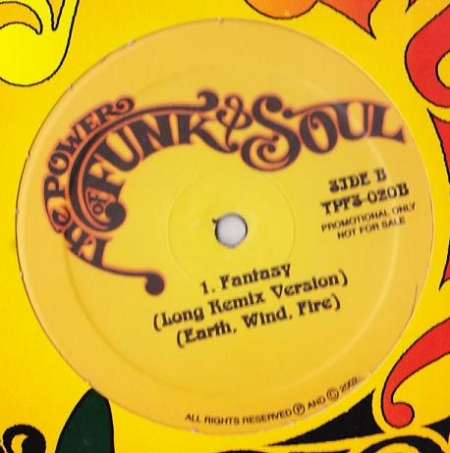 Earth Wind & Fire - Fantasy (The New Remix Bossa)