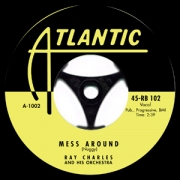 Ray Charles ‎– Mess Around / I Got A Woman / Sampler Kanye West - Golddigger
