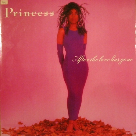 Princess ‎– After The Love Has Gone