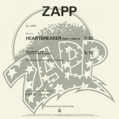 Zapp – Heartbreaker (Part I, Part II)
