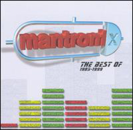 Mantronix ?– The Best Of 1985-1999