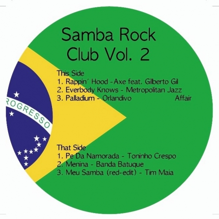 Samba Rock Club Vol 2