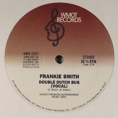 Frankie Smith – Double Dutch Bus