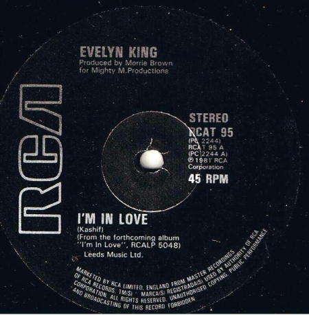 Evelyn King – I'm In Love